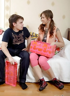 russian xxx pics Young russian cutie seduced for sex, blowjob  hardcore