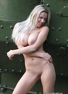 xxx pics Compilation of naughty blonde babes, blonde , outdoor