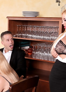 xxx pics Two blonde pussies in menu for fucking, Blondie Fesser , blonde , pornstars