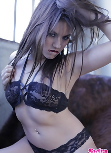 xxx pics Sexy Shyla Jennings shows perfect, lingerie , panties